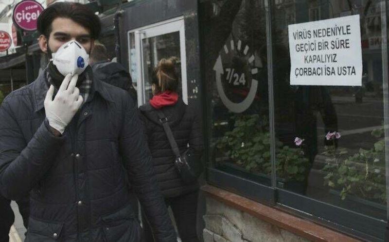 Κορονοϊός: Στους 37 οι νεκροί στην Τουρκία