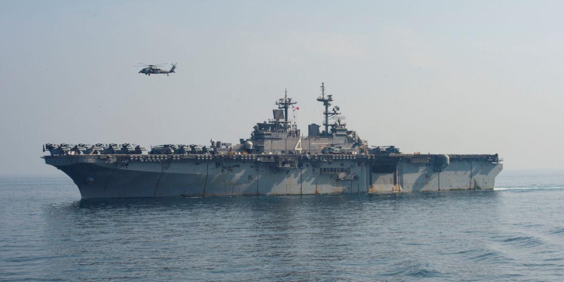 ΗΠΑ: Το πρώτο κρούσμα κορονοϊού στο Πολεμικό Ναυτικό