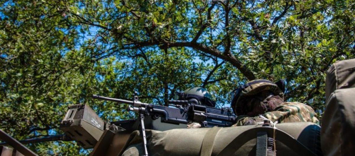 ΕΚΤΑΚΤΟ: Βολές αύριο με πραγματικά πυρά όλων των όπλων σε όλο τον Έβρο από το Δ΄ΣΣ