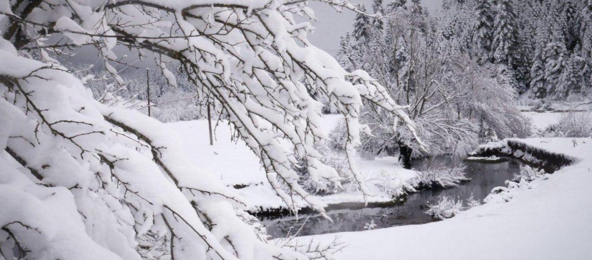 Δεν βοηθάει ο καιρός με τον κορωνοϊό: Σιβηρικό ψύχος και χιόνια από την Δευτέρα (βίντεο)