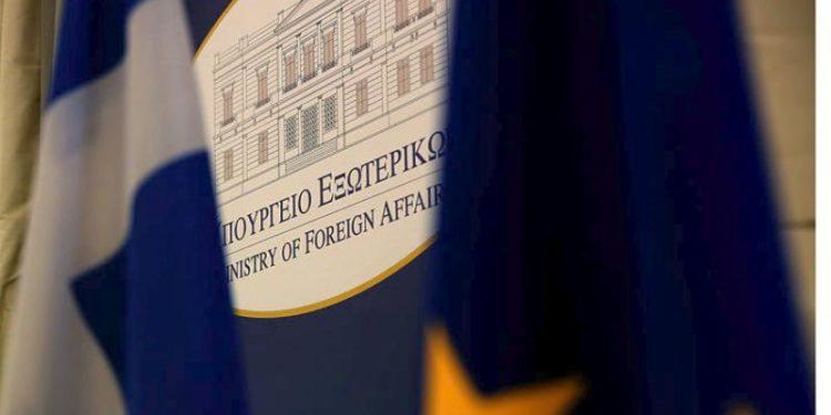 Τo ελληνικό ΥΠΕΞ πήρε θέση για τις θαλάσσιες «τουρκικές ζώνες»