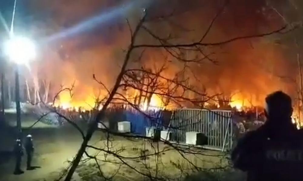 """Απόρρητες αναφορές της ΕΥΠ """"καίνε"""" τον Ερντογάν: """"Γέμισαν"""" κορονοϊό μετανάστες & τουρκικό στράτευμα στον Έβρο"""