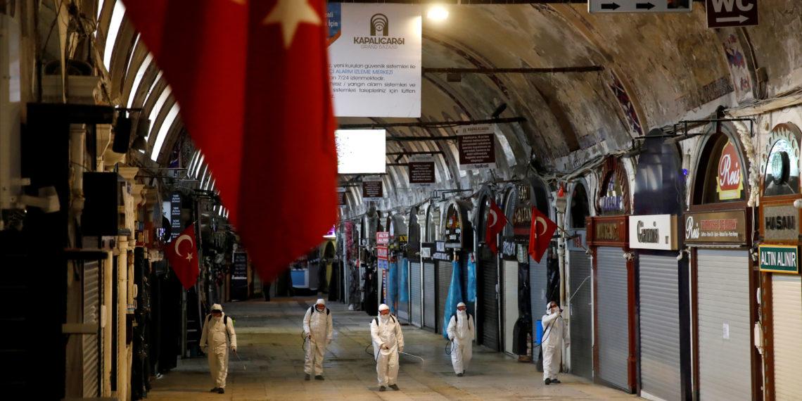Στον κόσμο του ο Ερντογάν: «Αυτή είναι η μεγαλύτερη απειλή στον αγώνα κατά του κορονοϊού…»