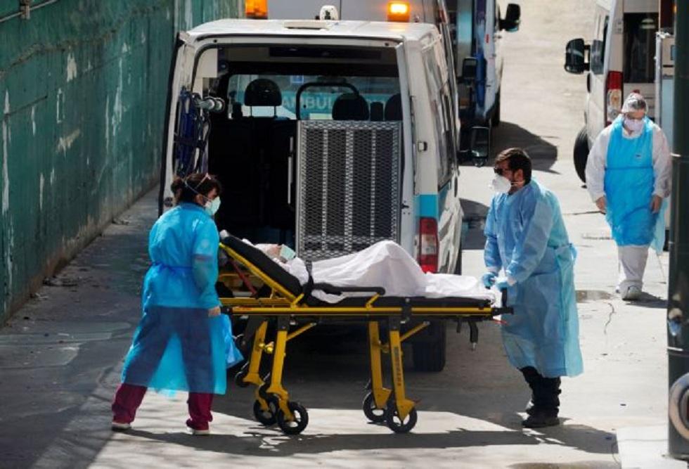 Νέα Υόρκη-Έλληνας γιατρός: Είναι κόλαση-Χάνουμε 12 ανθρώπους την ώρα