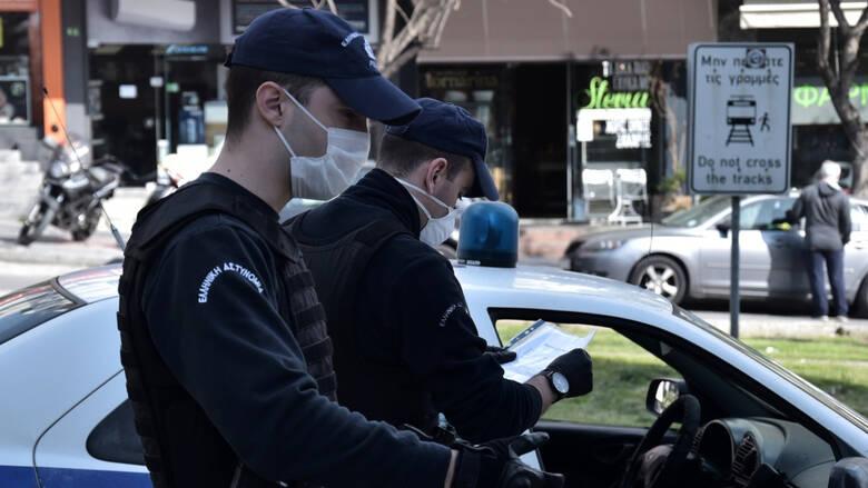 Απαγόρευση κυκλοφορίας: Ξεπερνά τα τέσσερα εκατ. ευρώ το ύψος των προστίμων