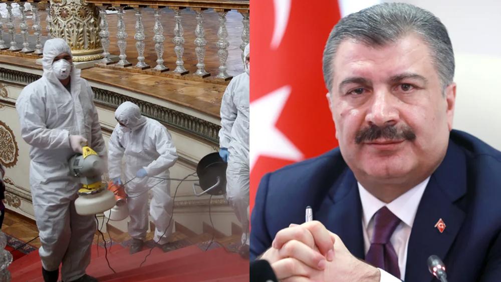 Κορονοϊός: 76 νέοι θάνατοι στην Τουρκία- 725 συνολικά