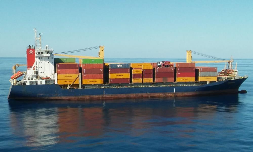Τουρκικό πλοίο με ύποπτο φορτίο εντοπίστηκε από αεροσκάφος της ΕΕ – Διήλθε πρώτα από το Αιγαίο