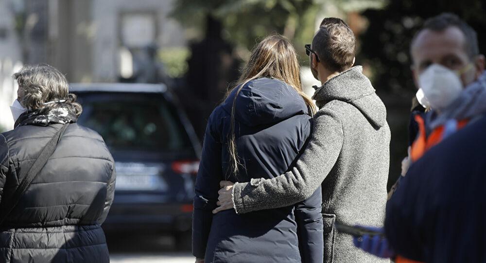 Νέα αύξηση των νεκρών στην Ιταλία – 636 θάνατοι την τελευταία ημέρα