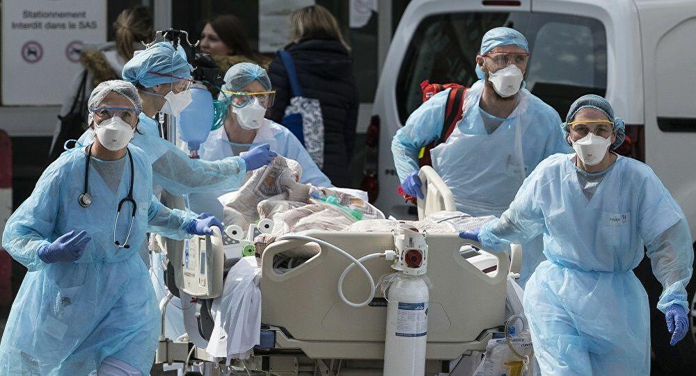 Γαλλία: Οι νεκροί ξεπέρασαν τις 4.000
