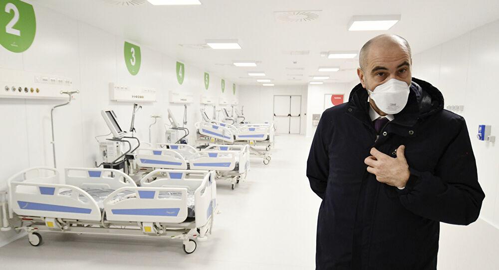 Ιταλία: Ξεπέρασαν τους 18.000 οι νεκροί από κορονοϊό – Ακόμη 610 θάνατοι σε 24 ώρες