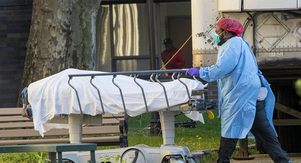 Νέα Υόρκη: Θλιβερό ρεκόρ νεκρών από τον κορονοϊό – Σχεδόν 800 σε μια μέρα