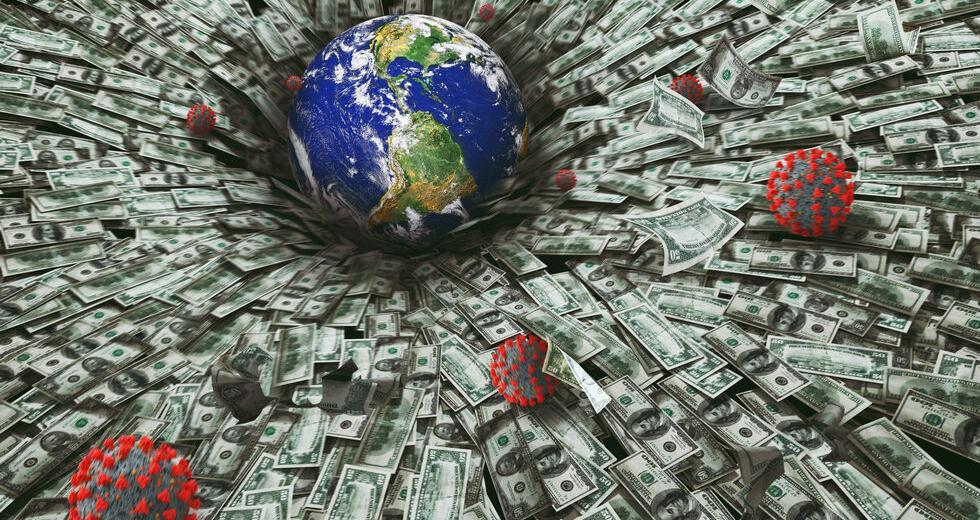 Γιατί το δολάριο παραμένει ασφαλές «στοίχημα» ακόμη και στην εποχή του Covid-19