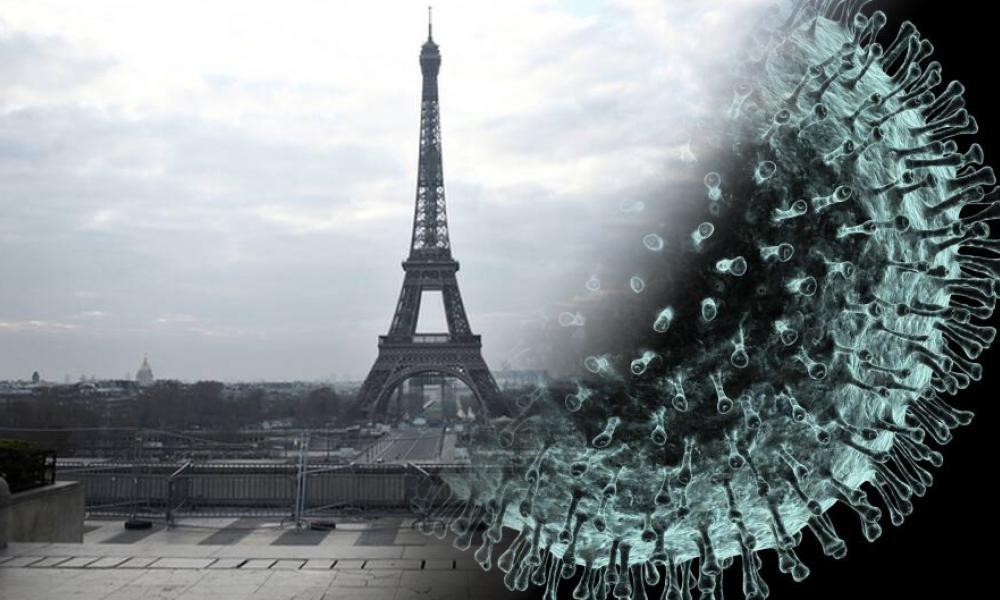 Γαλλία: 518 νέοι θάνατοι μέσα σε 24 ώρες