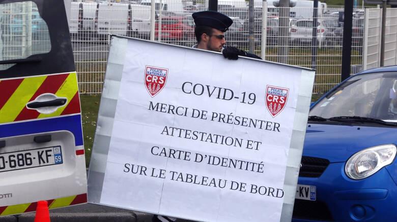 Κορωνοϊός: Πάνω από 6.500 οι νεκροί στη Γαλλία – 1.416 σε οίκους ευγηρίας