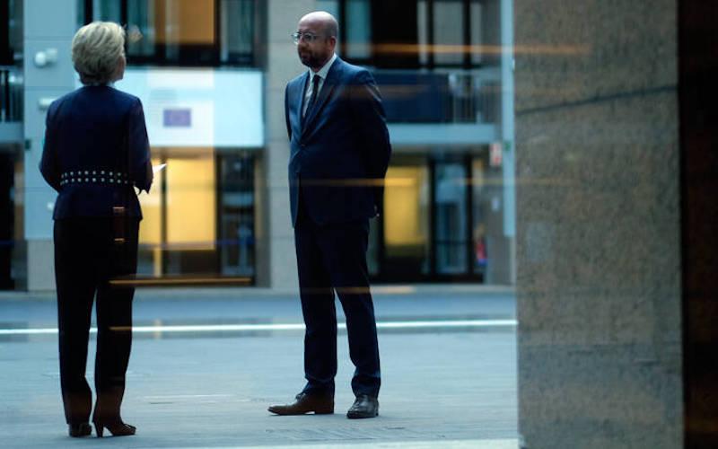 Γερμανικός Τύπος για σύνοδο κορυφής ΕΕ: «Τα κορονοομόλογα αντιμετωπίστηκαν με επιτυχία»
