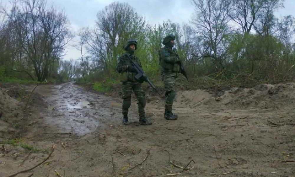 Πολύτεκνο Ανδρόγυνο στρατιωτικών περιπολεί στα σύνορα του Έβρου