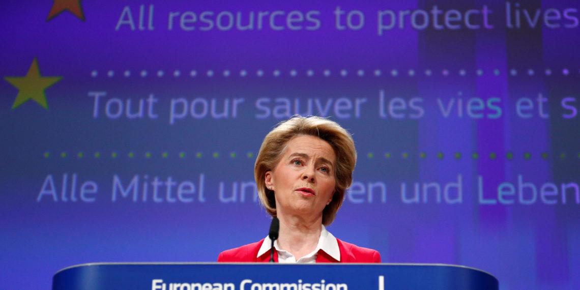Φον ντερ Λάιεν: Η Ευρώπη χρειάζεται ένα νέο «σχέδιο Μάρσαλ»