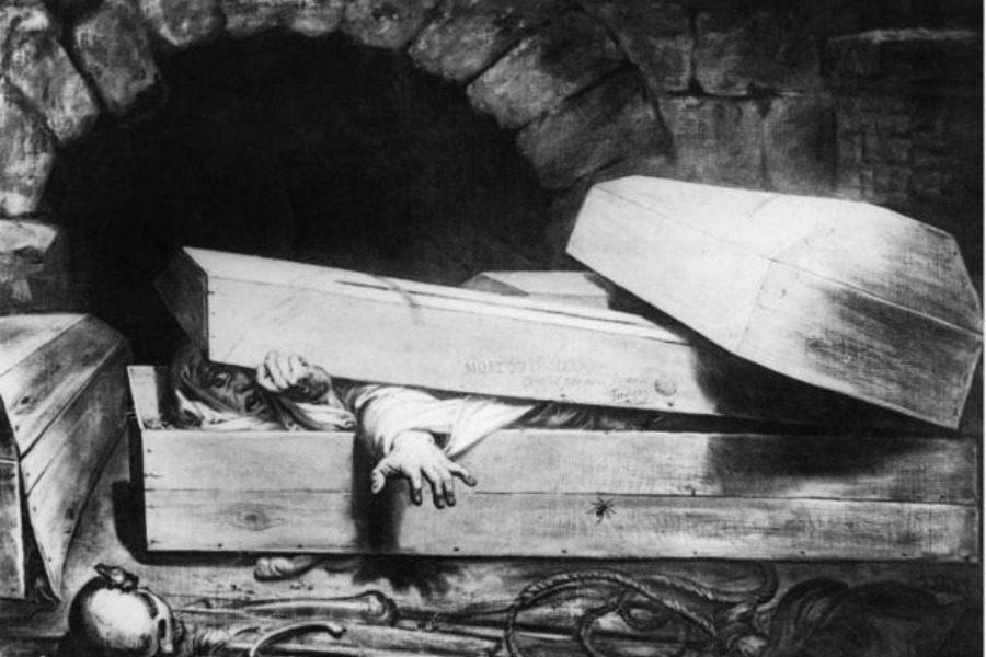 Η Γαλλίδα που θάφτηκε… δυο φορές!