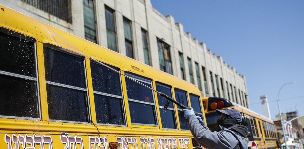 Νέα Υόρκη: Κλειστά θα παραμείνουν τα σχολεία μέχρι και το τέλος του σχολικού έτους
