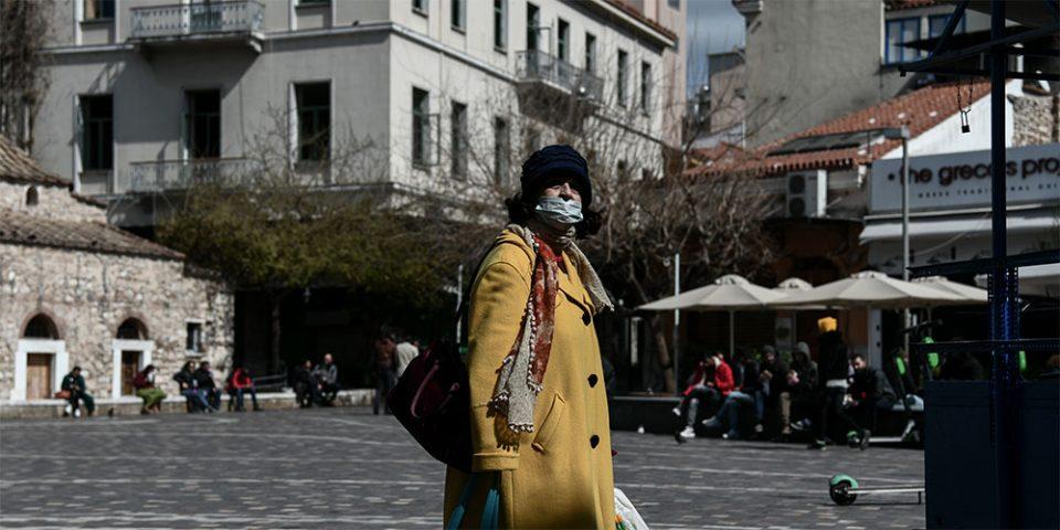 Ο κορονοϊός προκαλεί τριπλό σοκ στην ελληνική οικονομία με ύφεση 4,7% αλλά αναπτυξιακό «μπουμ» το 2021