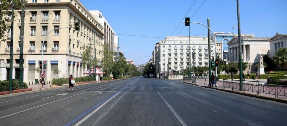 Μέχρι 27 Απριλίου η απαγόρευση κυκλοφορίας – «Κατάσταση πολιορκίας» στην χώρα