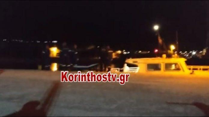 Τραγωδία στην Κόρινθο: Νεκρός ανασύρθηκε 14χρονος από τη θάλασσα στη Διώρυγα [vid]