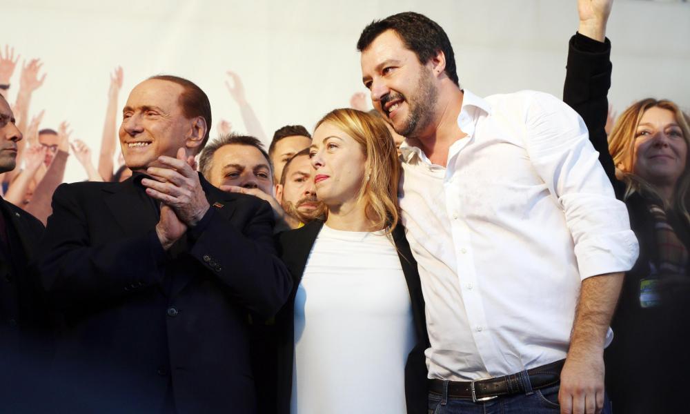 Ιταλική Δεξιά προς Μέρκελ-Βρυξέλλες: «Χωρίς την Αθήνα & την Ρώμη η ΕΕ δεν έχει μέλλον, ξυπνήστε!»
