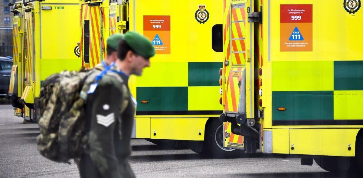Βρετανία: Το χειρότερο σενάριο προβλέπει έως 50.000 νεκρούς
