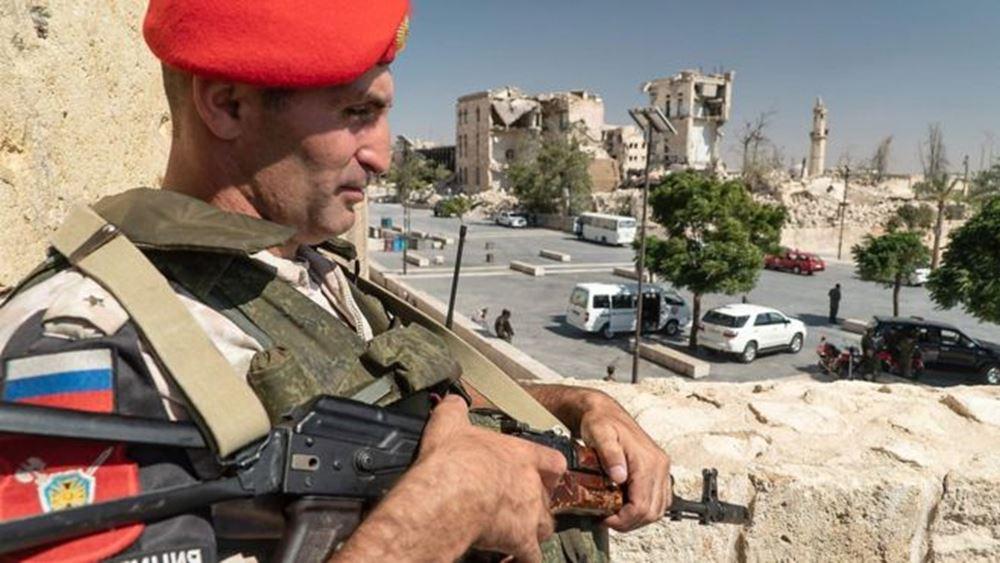 Η Συρία ζήτησε την βοήθεια της Ρωσίας για να αντιμετωπίσει την πανδημία του κορονοϊού