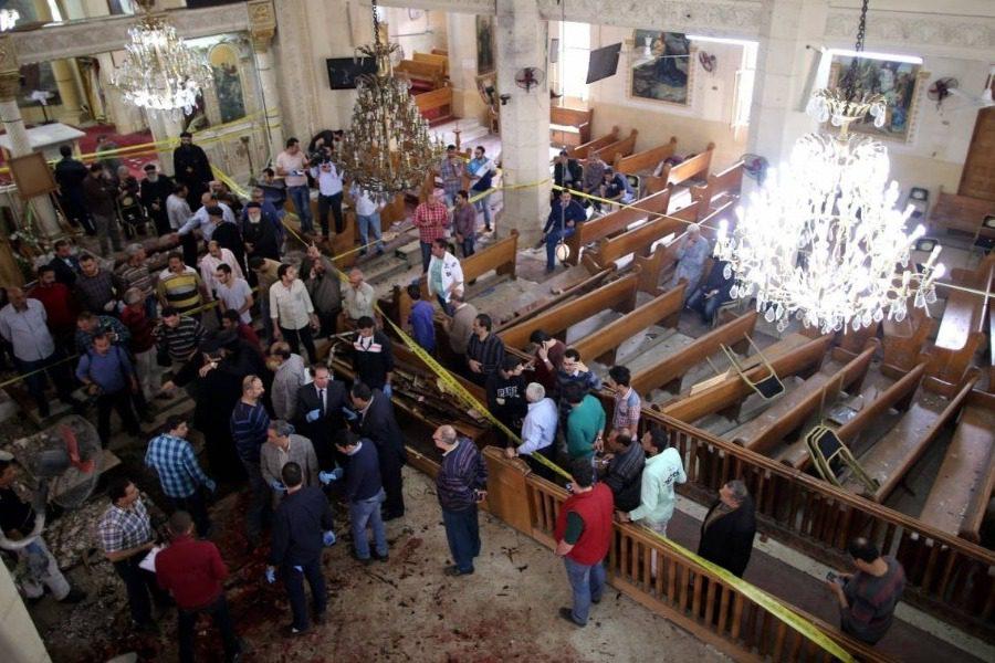 Σαν σήμερα: Η ματωμένη Κυριακή των Βαΐων