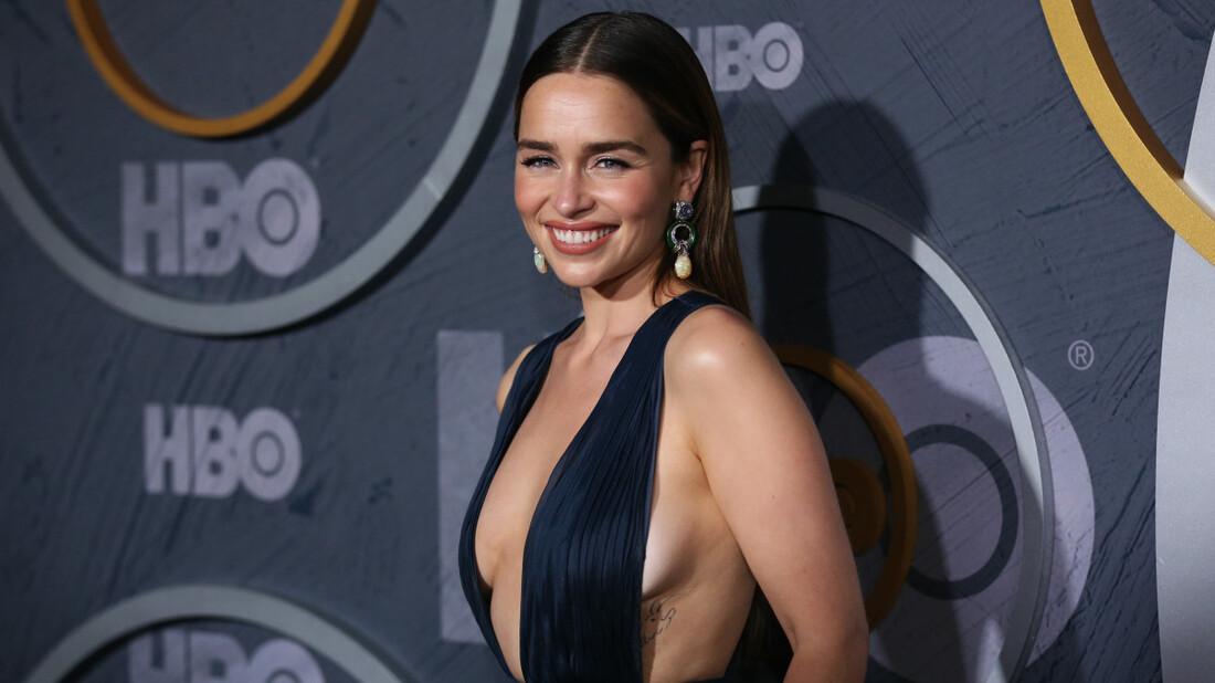 Τι θα έλεγες για ένα virtual δείπνο με την Emilia Clarke;