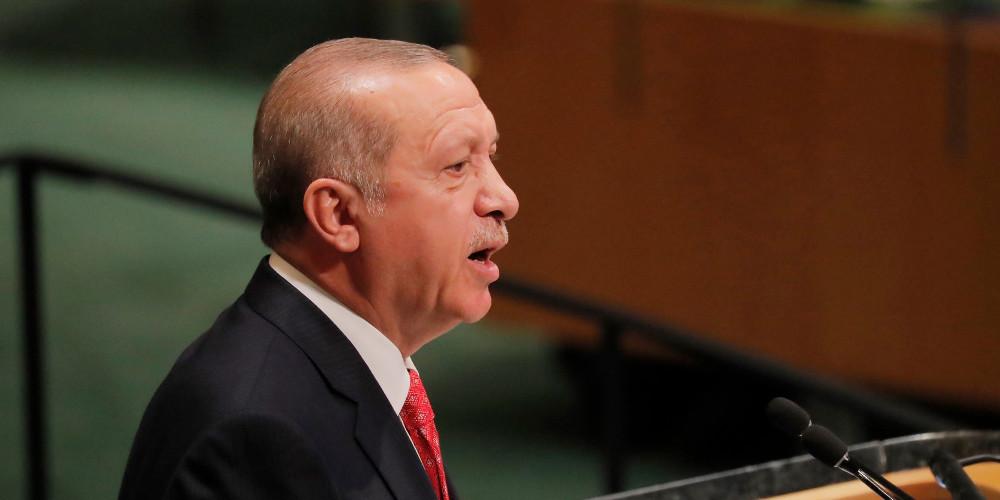 Νέο διάγγελμα Ερντογάν: Σε νοσοκομεία μετατρέπει δύο αεροδρόμια της Κωνσταντινούπολης