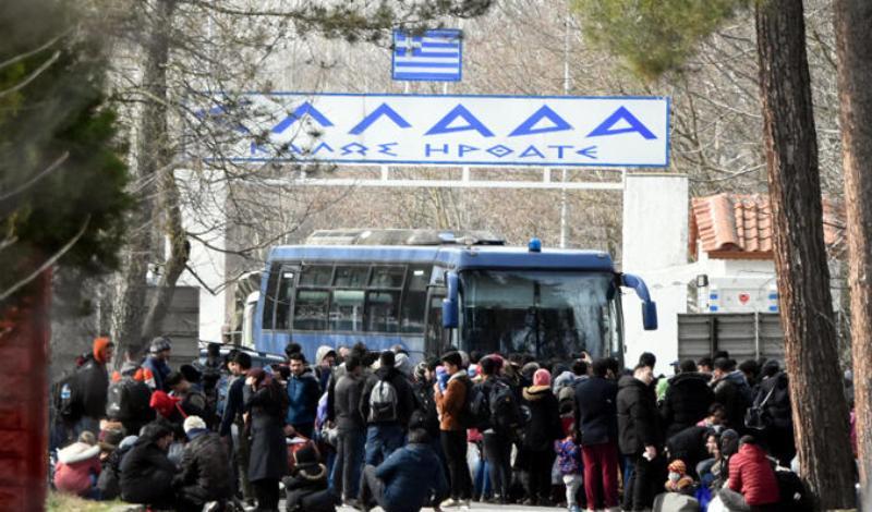 Και η Γερμανία το χαβά της – Απίστευτη πρόκληση: Η Ελλάδα παραβίασε το διεθνές δίκαιο στον Έβρο