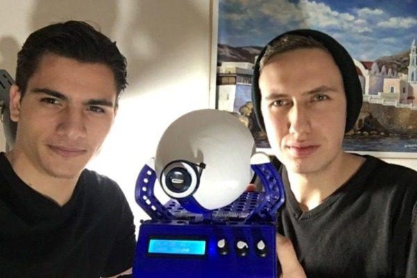 Πρωτοβουλία από δύο φοιτητές του τμήματος Μηχανολογίας του Ελληνικού Μεσογειακού Πανεπιστημίου