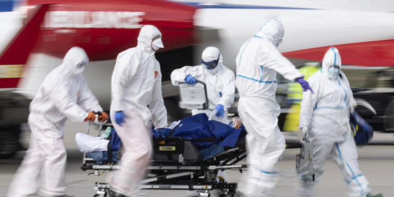 Γαλλία: 7.560 νεκροί από την πανδημία -Τραγωδία στα γηροκομεία της χώρας