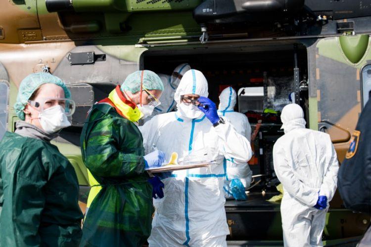 Γερμανία: Κατά 6.082 αυξήθηκαν τα κρούσματα κορονοϊού στο τελευταίο 24ωρο