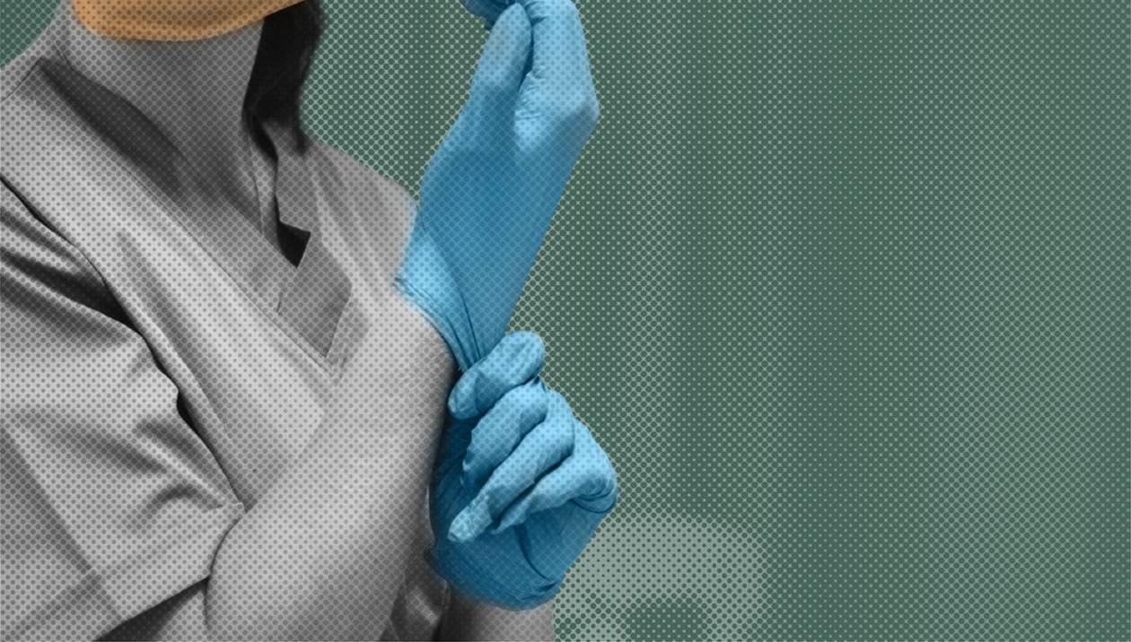Τσιόδρας – τα γάντια και οι μάσκες δεν συστήνονται ως μέσο πρόληψης