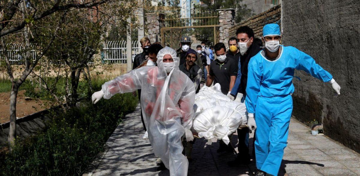 Ο φονικός ιός έχει στοιχίσει τη ζωή σχεδόν 60.000 ανθρώπων παγκοσμίως