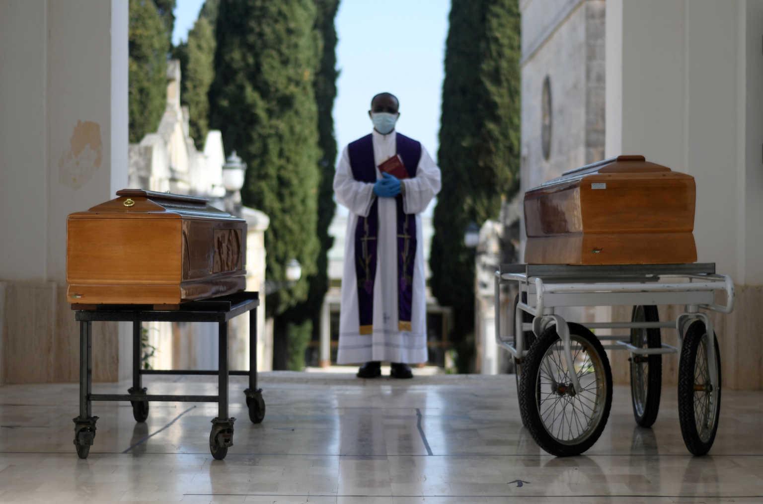 Έρευνα σοκ για νεκρούς και κρούσματα κορονοϊού στην Ιταλία – Ζαλίζουν οι αριθμοί