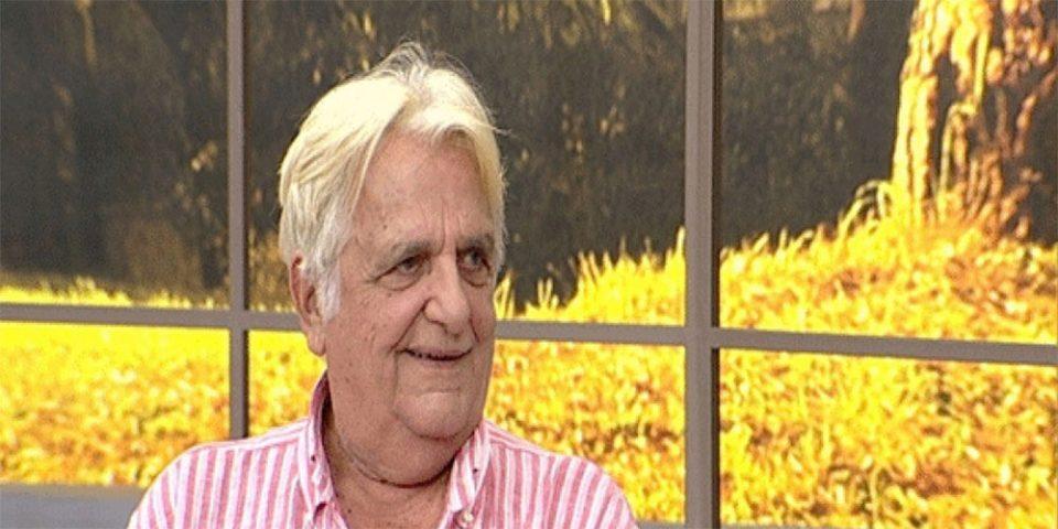 Πέθανε ο ηθοποιός Μπάμπης Γιωτόπουλος