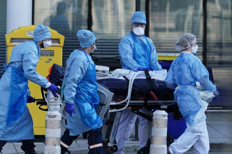 Ισπανία: 683 νεκροί το τελευταίο 24ωρο!