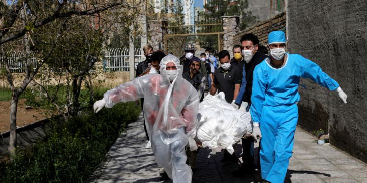 Πεντάγωνο – Κορωνοϊός: Δεχτήκαμε αίτημα για 100.000 σάκους πτωμάτων