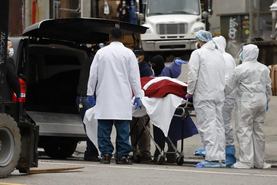 Κορωνοϊός: Κοντά στους 60.000 οι νεκροί σε όλον τον κόσμο