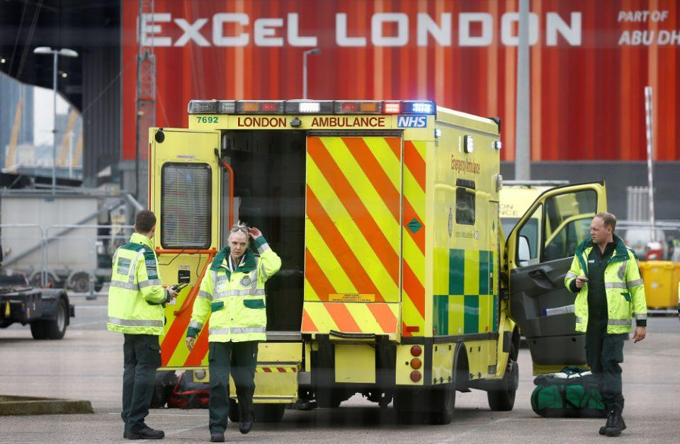 Κορωνοϊός-Βρετανία: Ακόμα 708 νεκροί μέσα σε 24 ώρες – 4.353 στο σύνολο