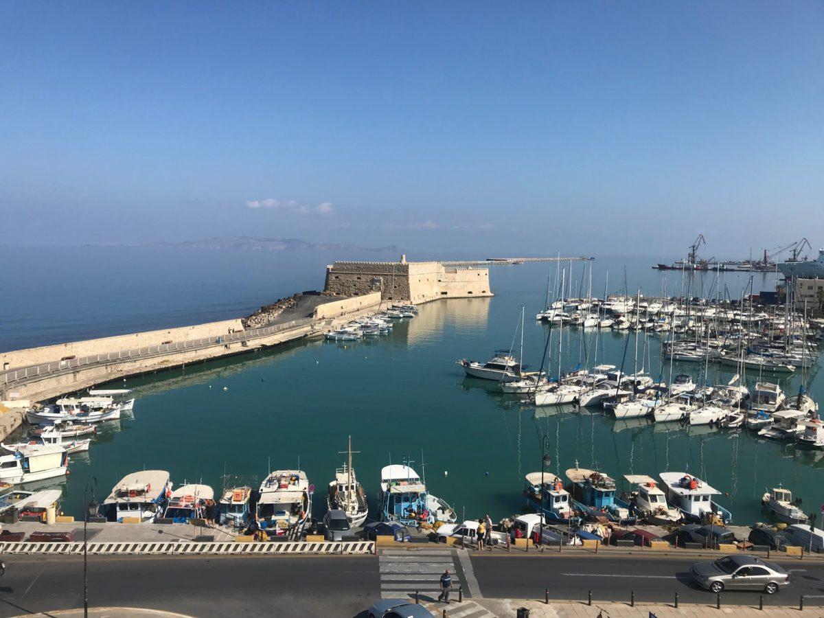 Ο καιρός στην Κρήτη: Αίθριος με σταθερές για την εποχή θερμοκρασίες