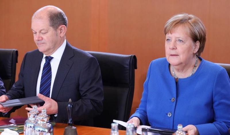 "Spiegel: Ο Γερμανός υπ. Οικονομικών Σολτς θα αρνηθεί κάθε σκέψη για ""κορονο-ομόλογο"" στο επικείμενο Eurogroup"