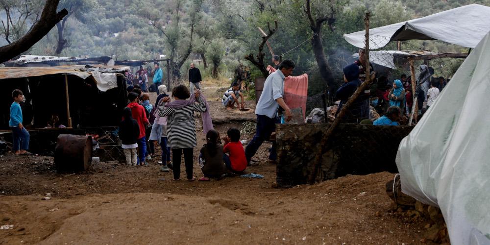Σε καραντίνα η δομή φιλοξενίας στη Ριτσώνα – Εντοπίστηκαν 20 κρούσματα κορωνοϊού
