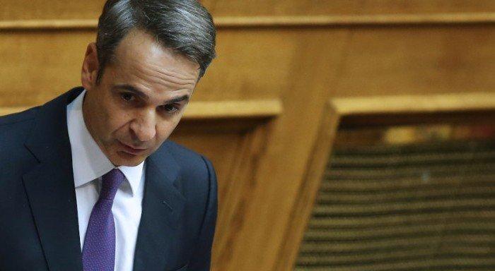 -LIVE- Aπό τη Βουλή η ομιλία του Κυριάκου Μητσοτάκη για τα μέτρα κατά του κορωνοϊού