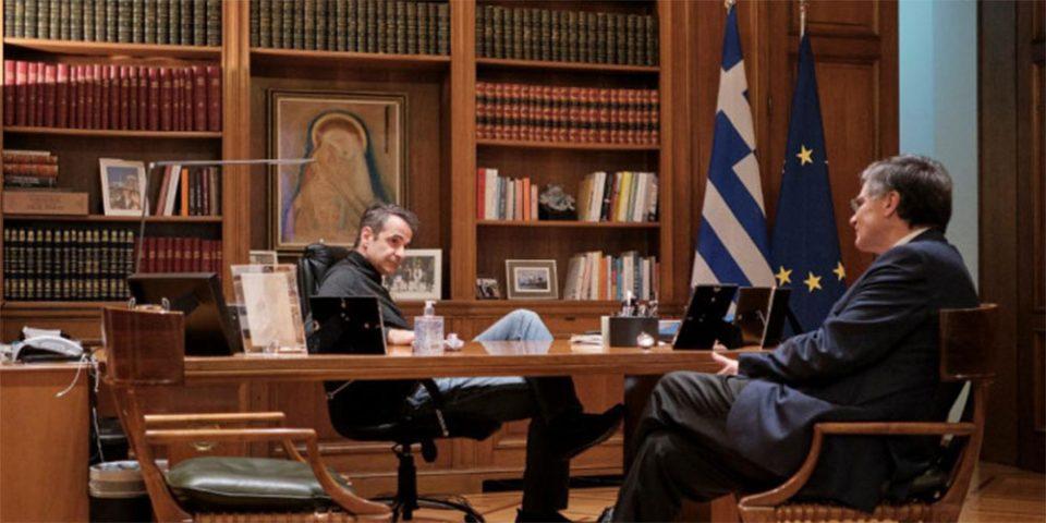 Κορωνοϊός και άρση καραντίνας: Ο Μητσοτάκης υπογράφει την πρόταση – Τι αναφέρει για σχολεία, επιχειρήσεις και μαγαζιά