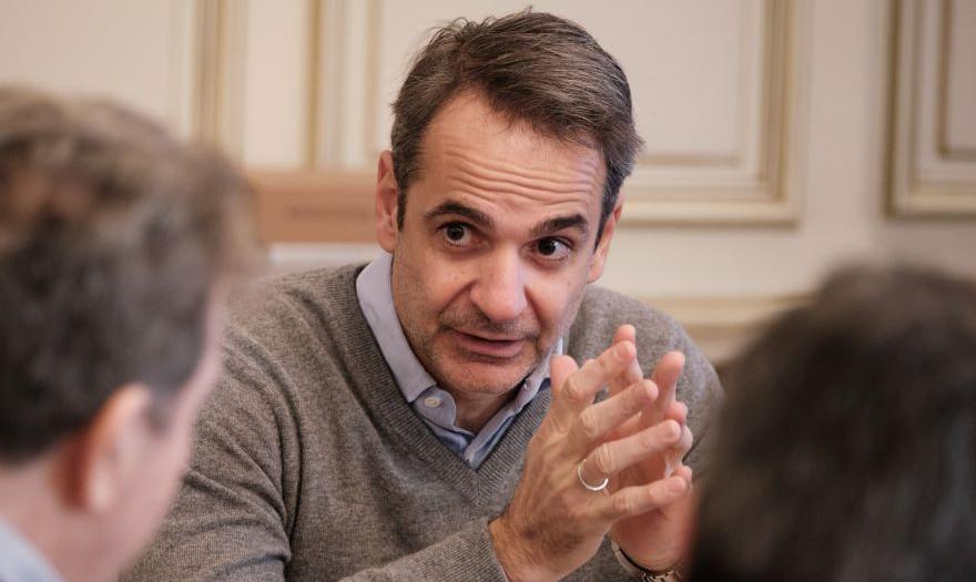 Συνολικό πακέτο 24 δισ. ευρώ αναμένεται να ανακοινώσει ο Μητσοτάκης